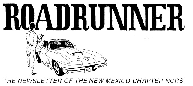 Roadrunner - Newsletter of the NMC-NCRS