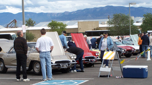 Albuquerque Super Chapter Meet